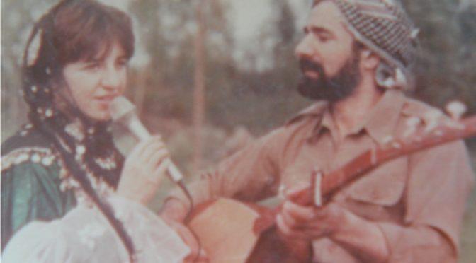 Lorî Lorî : berceuse, chant de deuil et de l'exil kurde