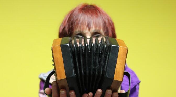 L'accordéon, un «instrument voyageur».